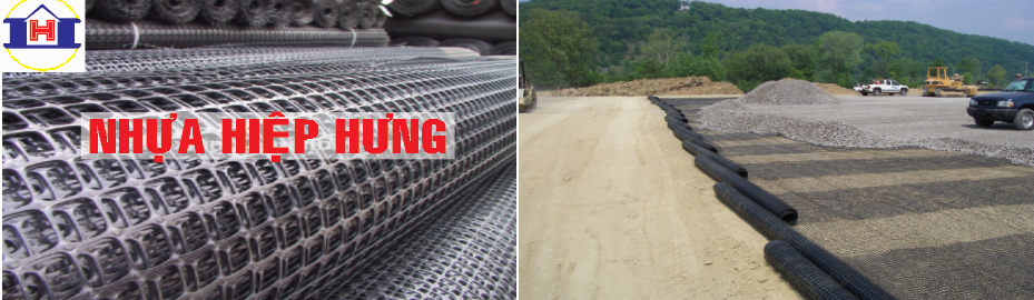 Application of two-axis geotechnical grid